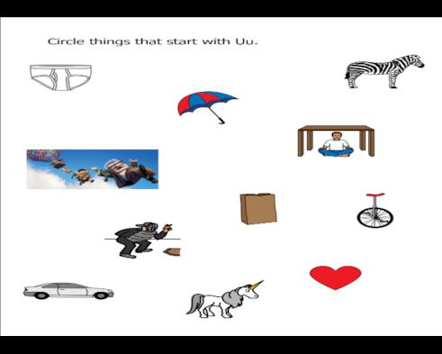 Circle things that start with u altavistaventures Gallery