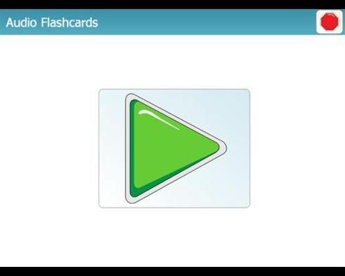 5 min clocks tell the digital time flashcards