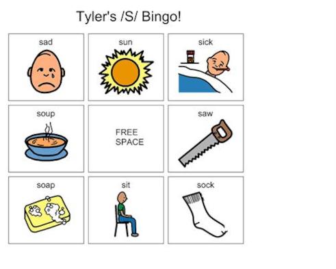 s initial bingo cv cvc