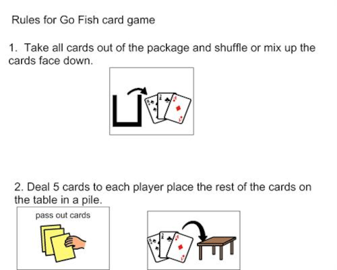 Go Fish Card Game Rules 1