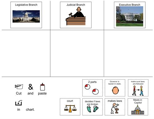 Branches Of Government Chart Mersnoforum