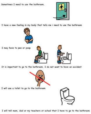 bathroom social story home design