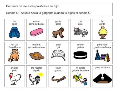 H spanish words