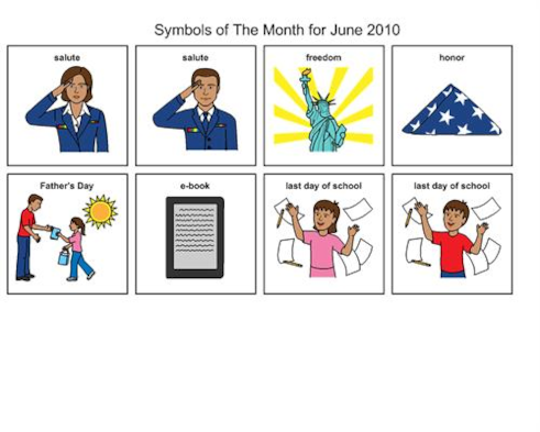 June 2010 Symbols Of The Month