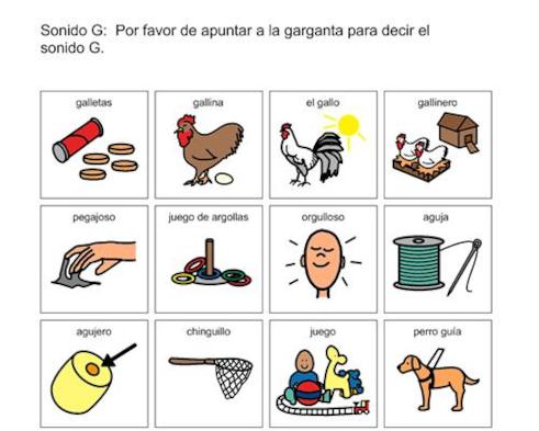 Easy Spanish G