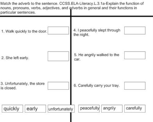 3l1a id adverb to sentences ccuart Image collections
