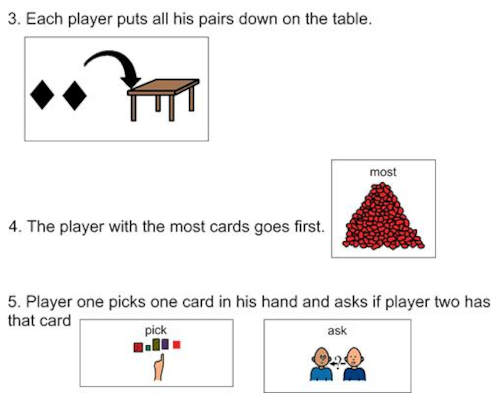 Go Fish Card Game Rules Pg 2